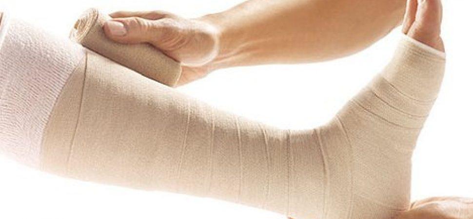 Evidence based bandageren in de oedeemtherapie – Prof. Nick Gebruers & Vickie Van Besien