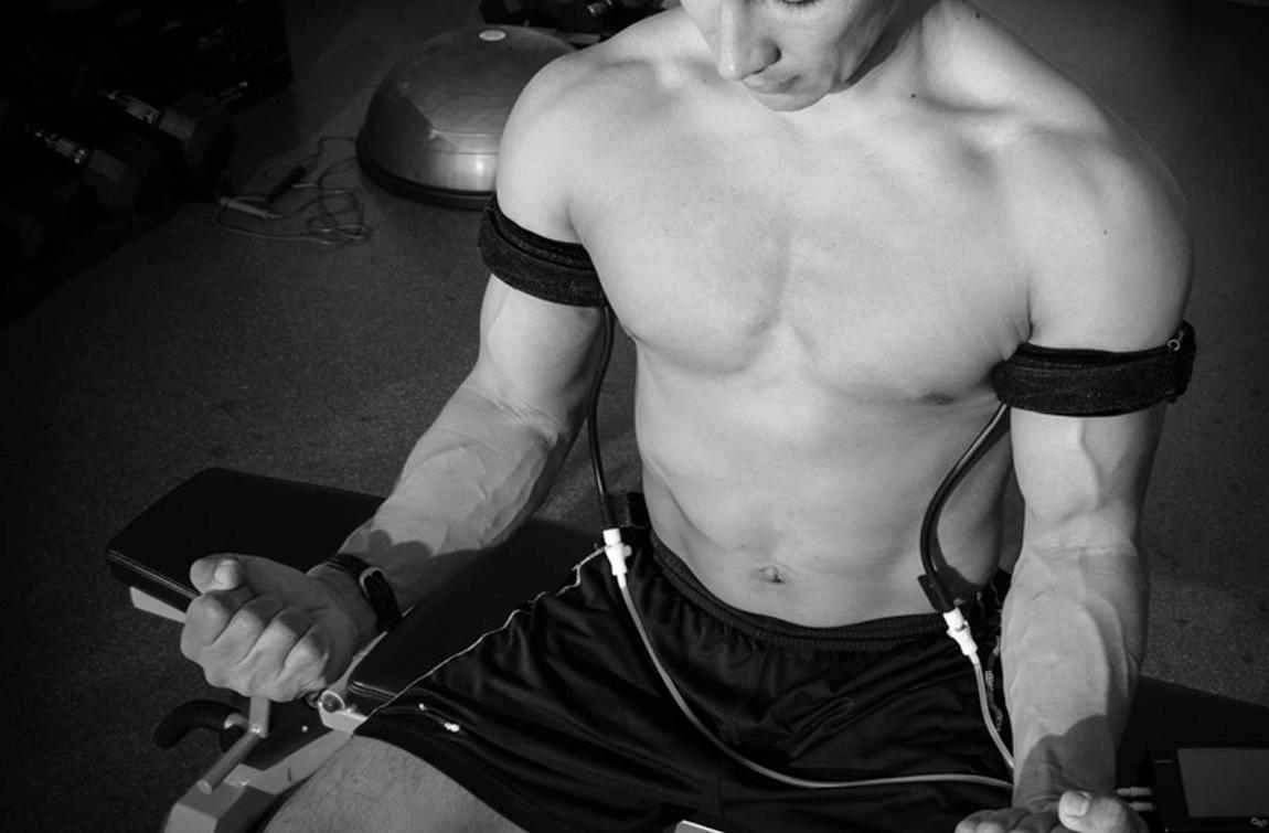 Blood Flow Restriction Training – Bert Heremans