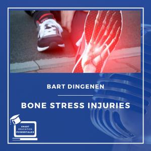 PowerTalk Bone Stress Injuries