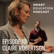 SmartEducation Podcast Claire Patella Robertson