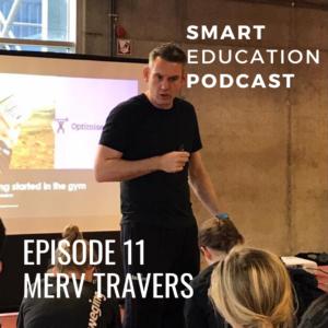 Podcast Merv Travers