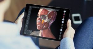 Essential Anatomy Apps kinesitherapie