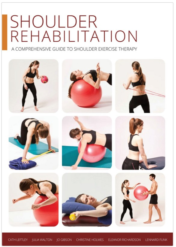 Shoulder Rehabilitation Jo Gibson
