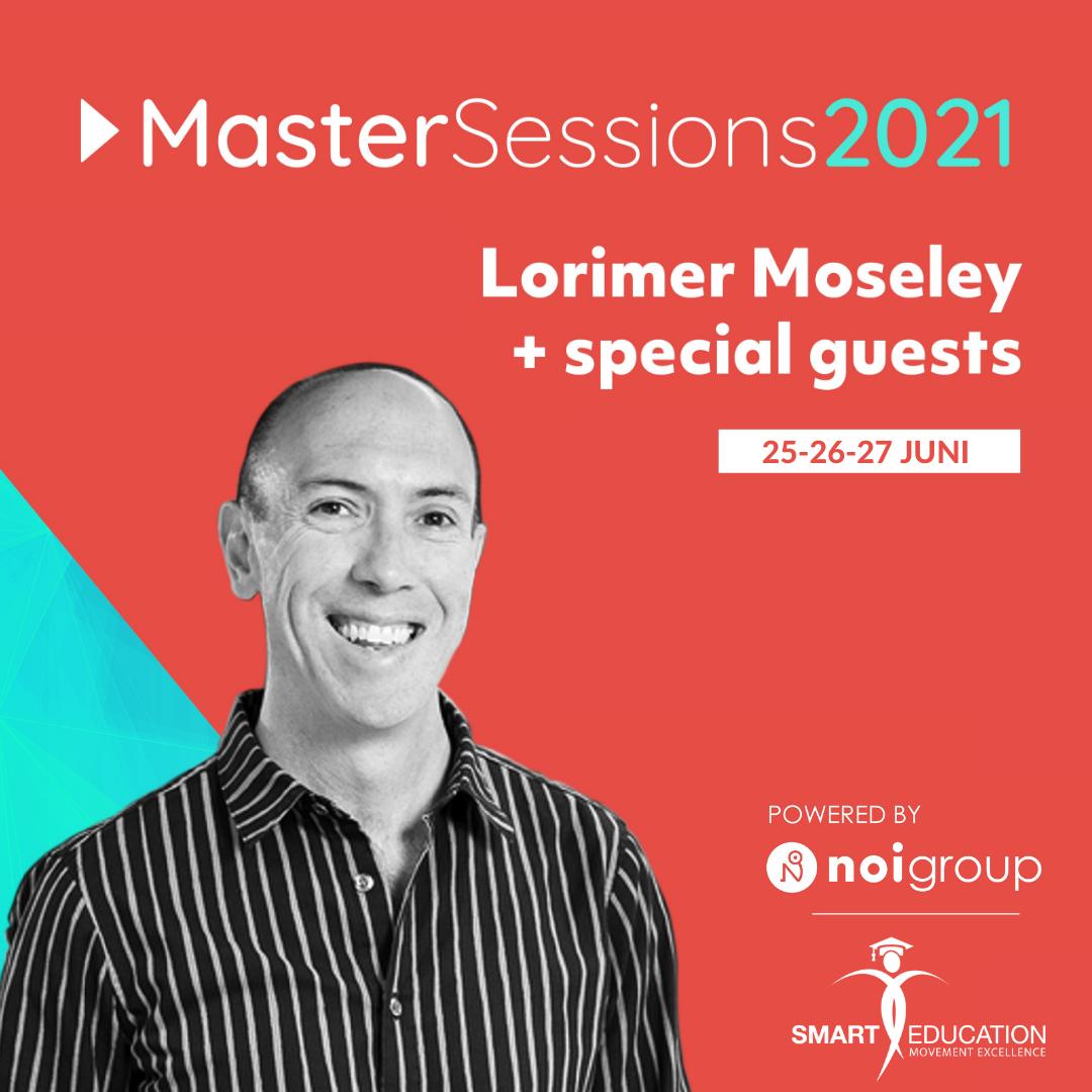 Lorimer Moseley SmartEducation