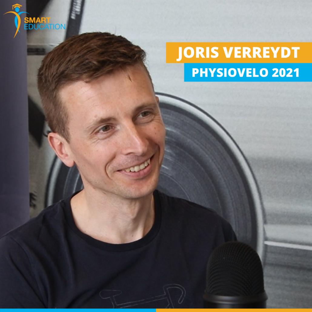 Joris Verreydt PhysioVelo